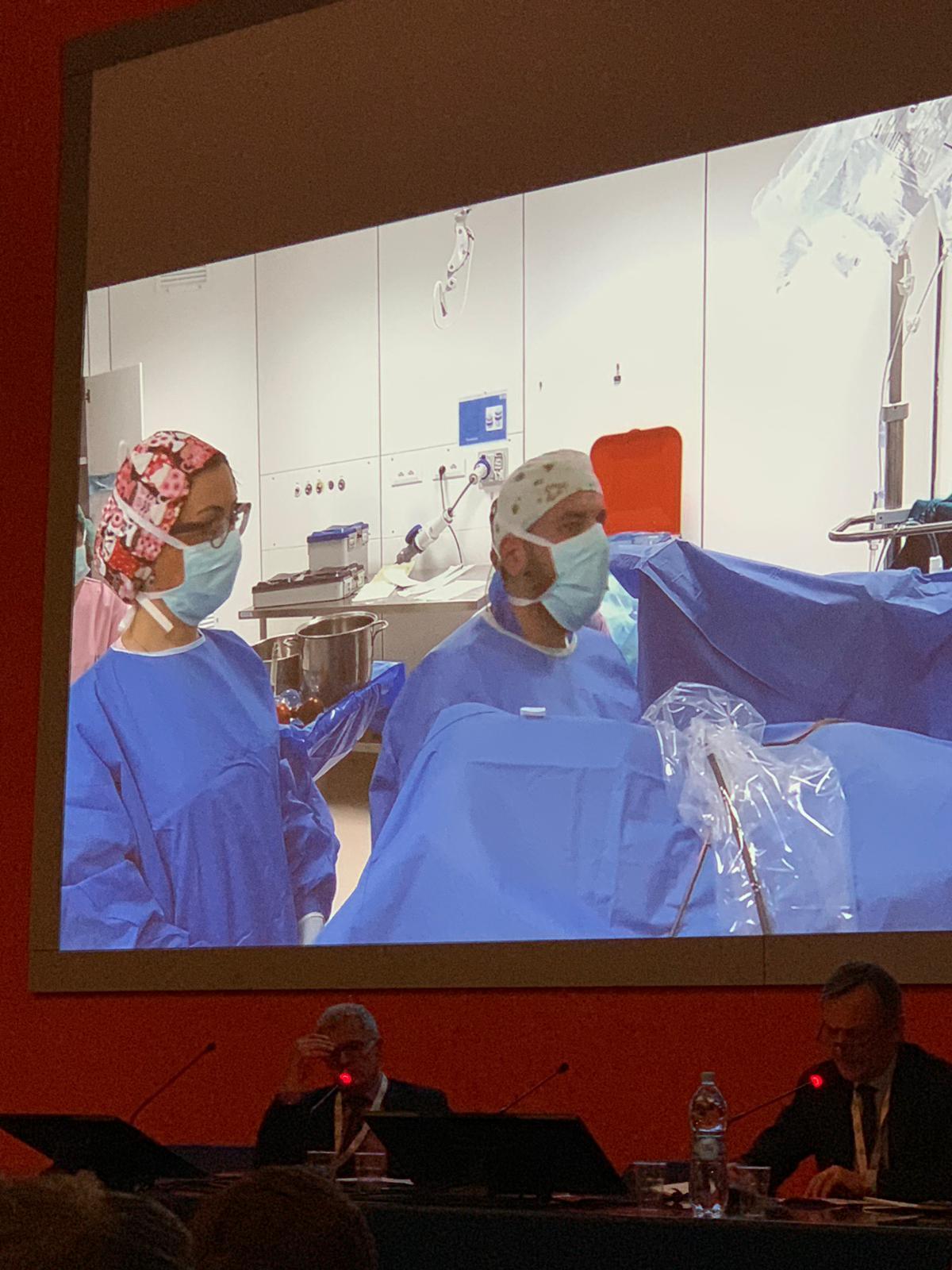 intervento laser prostata torino video
